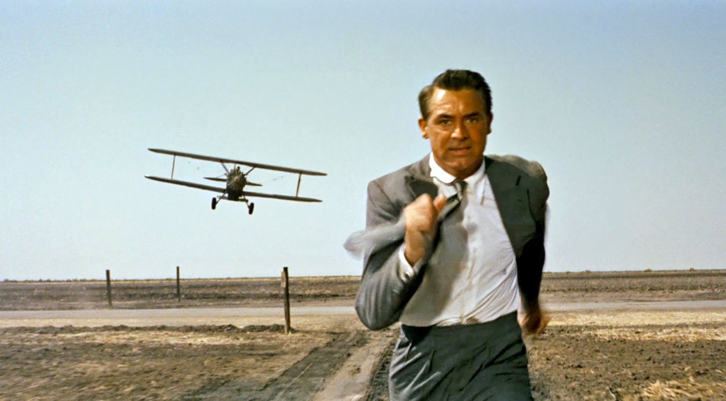 North by Northwest (1959) – Adventure, Mystery, Thriller
